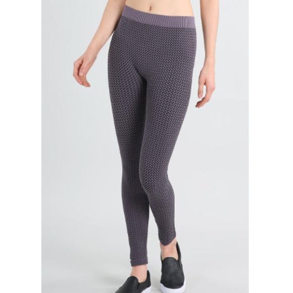 eb258c0c6b6f2 New Nikibiki 3-Tone Weave Leggings Shark Grey Gray. Boutique. Nikibiki. $12  $35. Size. One Size Fits Most ...